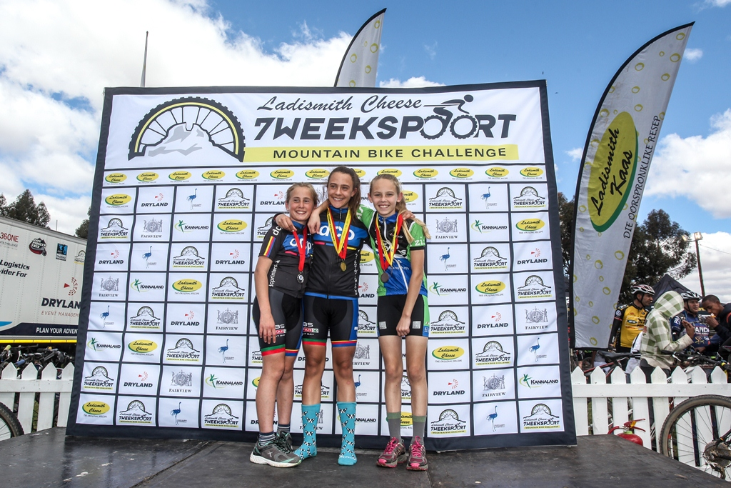 Ladismith Cheese 7Weekspoort MTB Introduces Schools Races
